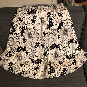 Grace silk Skirt Sz 10